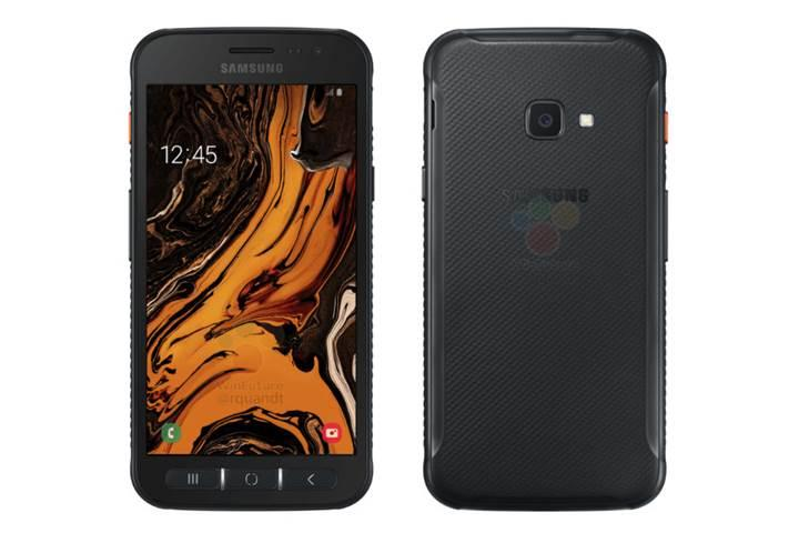 Samsung Galaxy Xcover 4S göründü