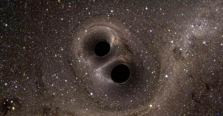 Yüksek çözünürlüğe sahip kara delik simülasyonu üretildi