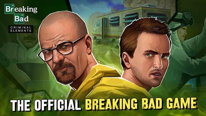 Breaking Bad dizisinin resmi mobil oyunu hazır