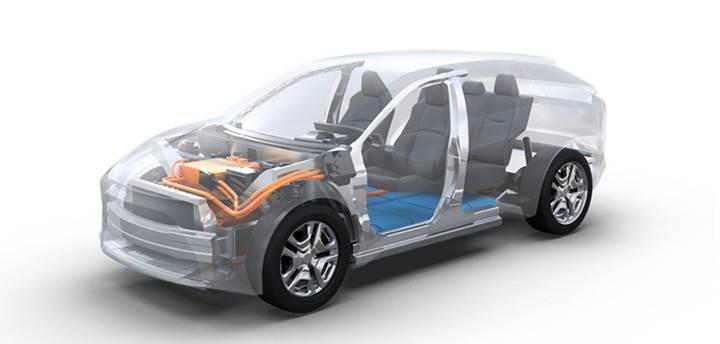 Elektrikli SUV üretimi için Toyota ve Subaru ortaklık kuruyor