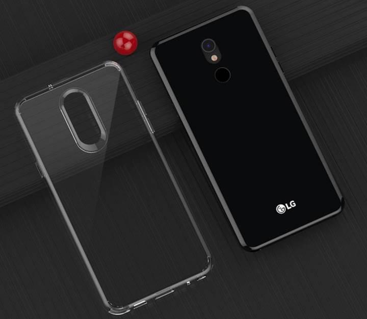 LG Stylo 5 tasarımı ortaya çıktı