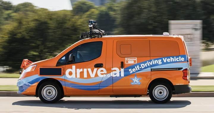 Apple sürücüsüz otomobil girişimi Drive.ai'yi satın alabilir