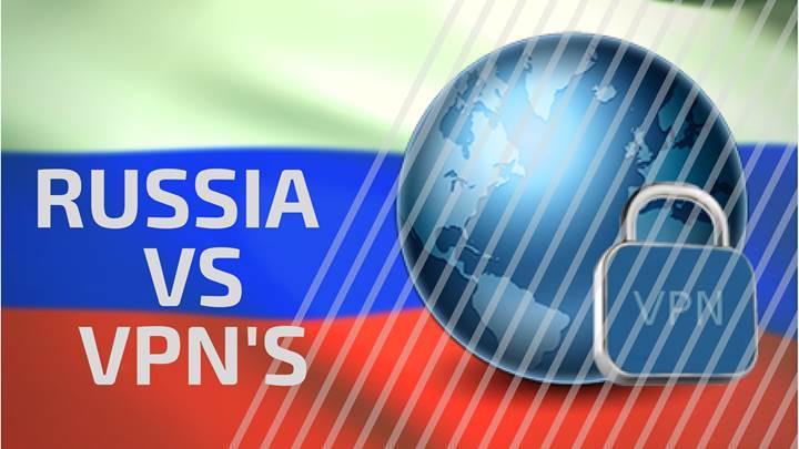 Rusya önde gelen VPN hizmetlerini yasaklamaya başlıyor