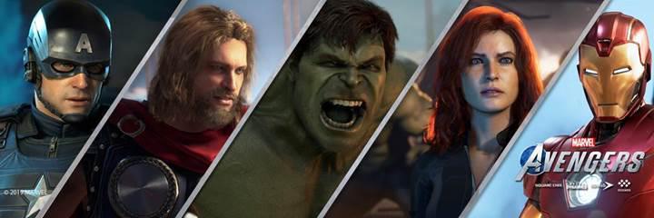 Marvel's Avengers oyununun fragmanı yayınlandı