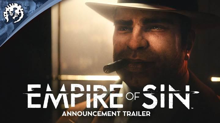 """John Romero'dan sıra tabanlı strateji oyunu """"Empire of Sin"""" geliyor"""