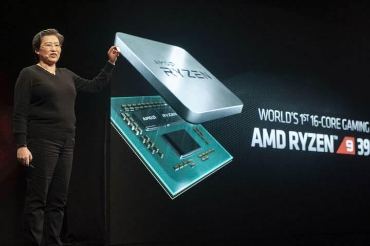 AMD'den 749 dolarlık Ryzen 9 3950X, dünyanın ilk 16 çekirdekli oyun işlemcisi oldu
