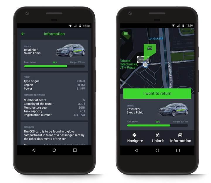 Skoda, öğrencilere özel araç paylaşım hizmeti başlattı