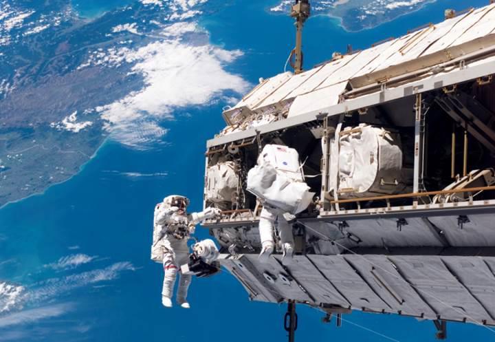 Uluslararası Uzay İstasyonu'na gidiş-dönüş biletinin fiyatı belli oldu