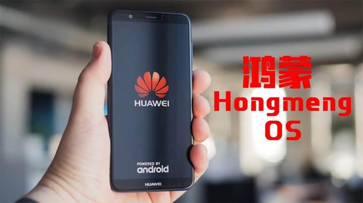 Müthiş iddia: Huawei'nin HongMeng işletim sistemi Android'den %60 daha hızlı
