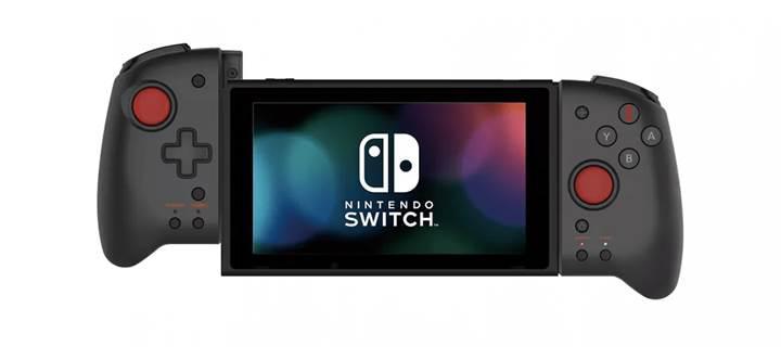 Nintendo Switch'e game pad alternatifi: Grip Controller