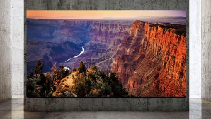 Samsung'dan 292 inçlik 8k modüler TV: The Wall Luxury