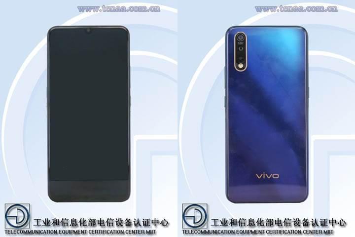 V1913A/T model numarasına sahip gizemli bir Vivo cihazı TENAA'da listelendi