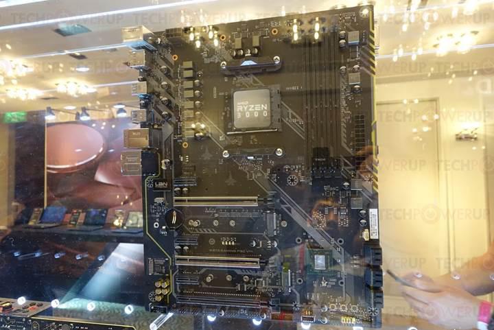 AMD B550 ve A520 çipsetleri PCIe 4 desteklemeyebilir