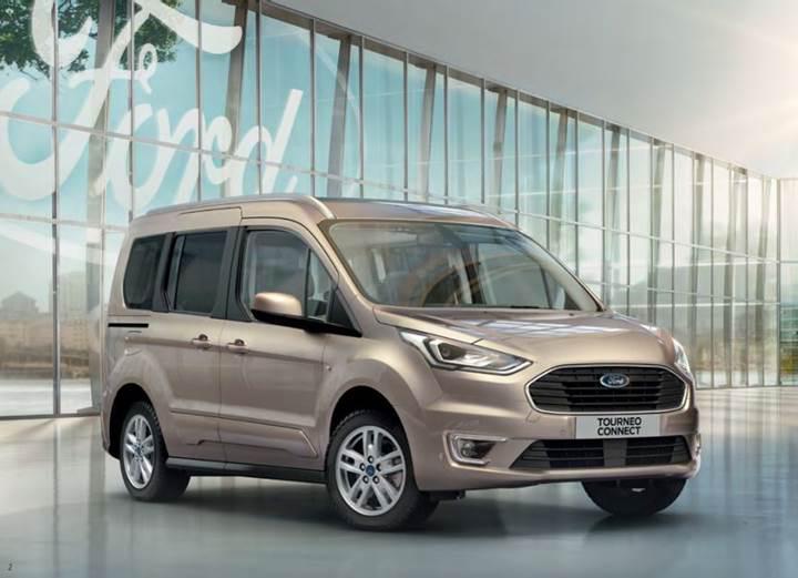 Yeni Ford Tourneo ve Transit Connect Türkiye'de: İşte fiyatı ve özellikleri