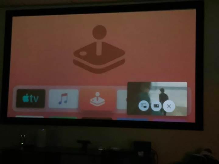 tvOS 13'e resim içinde resim özelliği geldi
