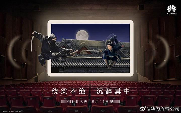 Huawei MediaPad M6'nın tanıtım tarihi belli oldu