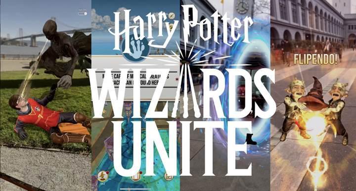 Harry Potter: Wizards Unite oyununun çıkış tarihi belli oldu