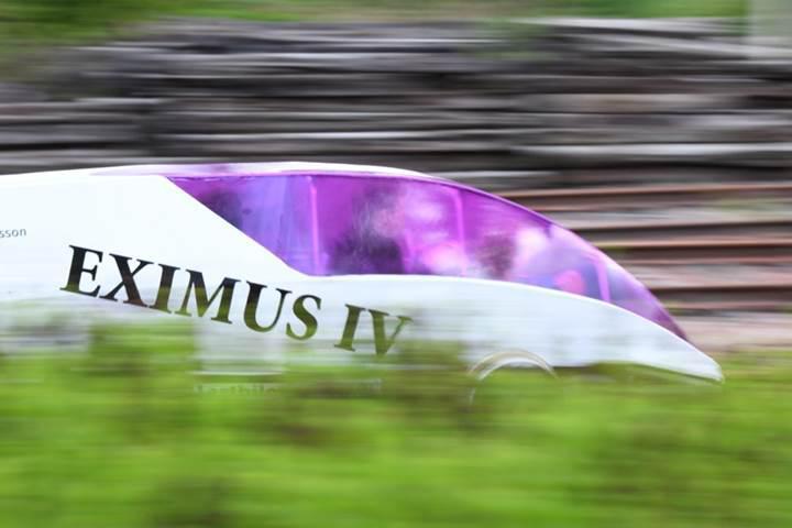Dünyanın enerji verimliliği en yüksek aracı: Eximus IV