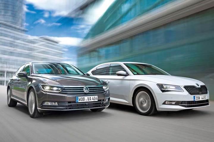 Volkswagen ve Skoda'ya 23.3 milyon euro para cezası