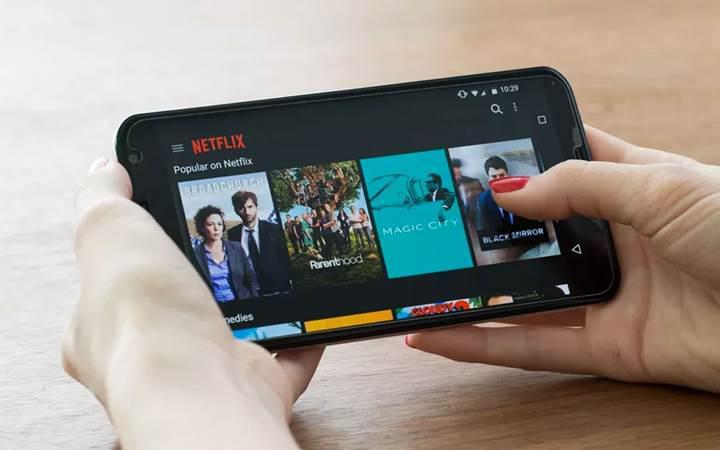 Netflix mobil cihazlar için 'dokunsal geri bildirim' özelliğini test ediyor