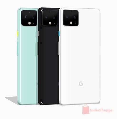 Google Pixel 4, nane yeşili ve beyaz renklerde ortaya çıktı