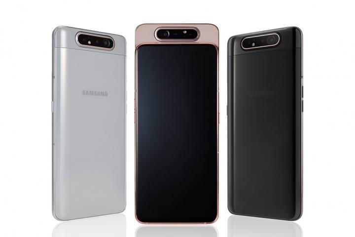Samsung Galaxy A90 modeli, Galaxy R serisi altında sunulabilir