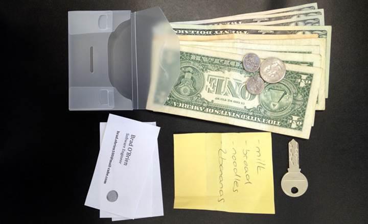 İçi para dolu cüzdanın geri getirilme ihtimali daha yüksek