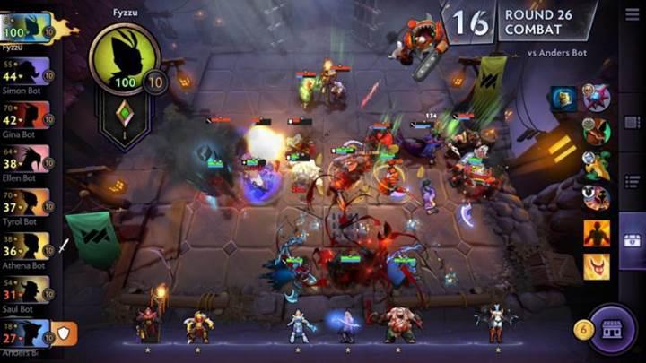 Dota Underlords'un beta sürümü Android, iOS ve Steam kullanıcılarıyla buluştu