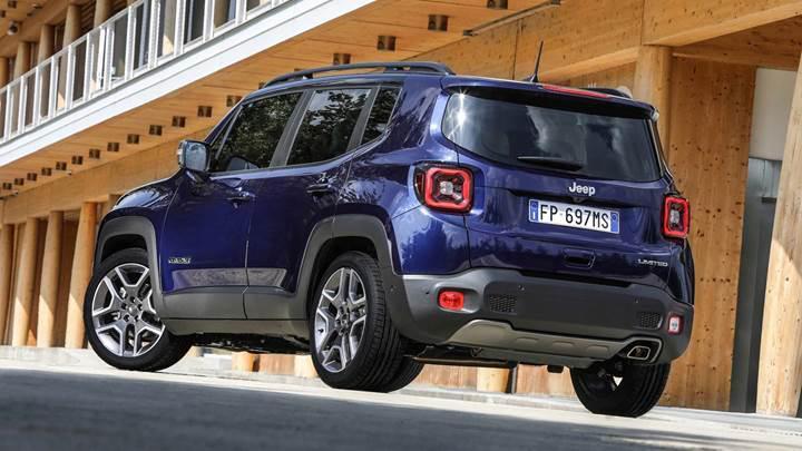 Makyajlı Jeep Renegade Türkiye'de: İşte fiyatı ve özellikleri