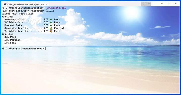 Modernleştirilmiş komut satırı Windows Terminal kullanıma sunuldu