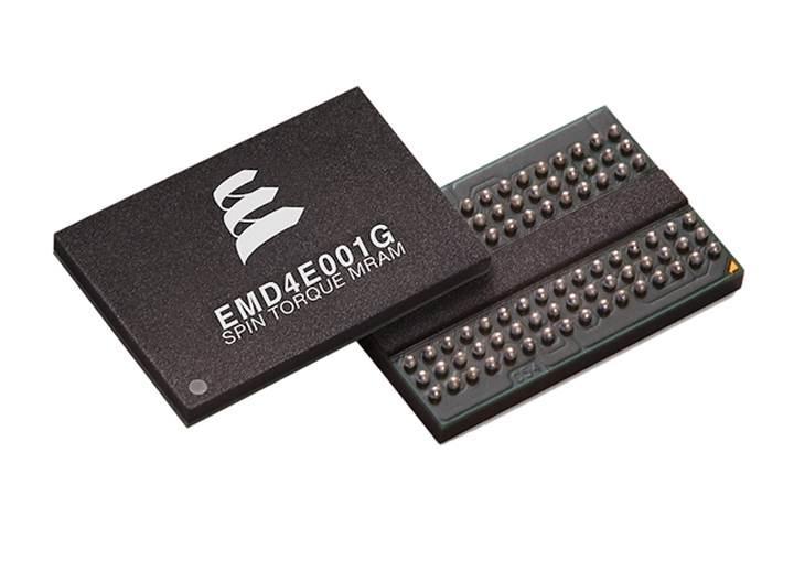 Everspin 1Gb kapasiteli STT-MRAM modüllerin üretimine başladı