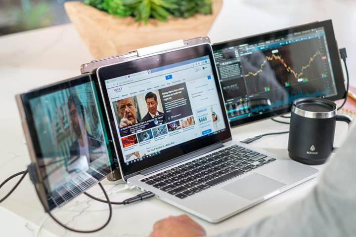 Trio ile dizüstü bilgisayarınıza ekstra ekran