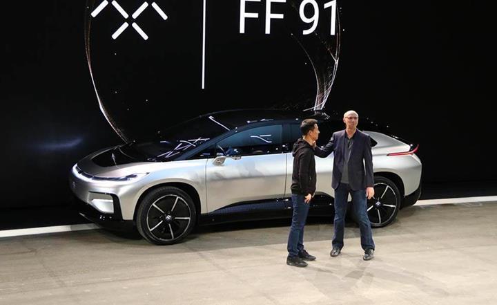 Faraday Future işten çıkarmalara devam ediyor