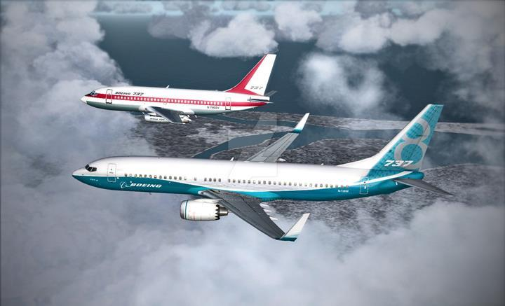 Boeing 737 Max tipi uçaklarda yeni bir hata tespit edildi