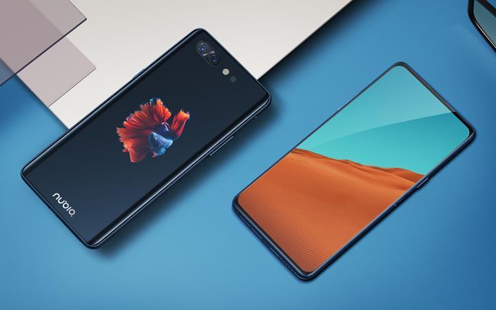 Çift ekranlı Nubia X'in 5G özellikli versiyonu çıktı