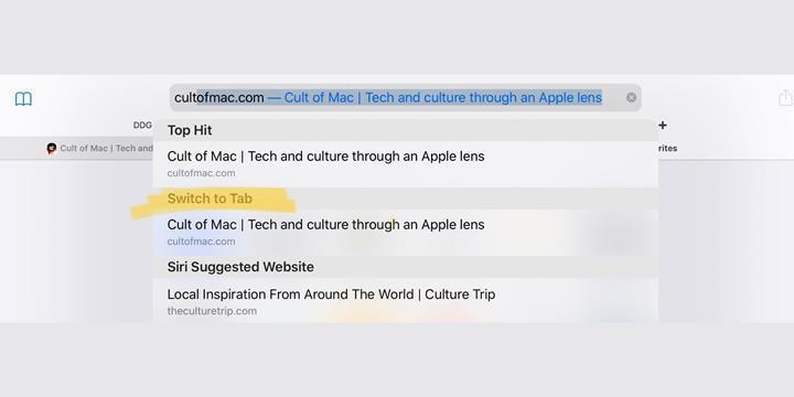 iOS 13'le birlikte Safari aynı web sitesinin iki kez açılmasını engelleyecek