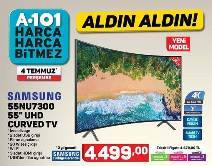 Haftaya A101 marketlerde Galaxy J6+, BİM marketlerde Redmi S2 var