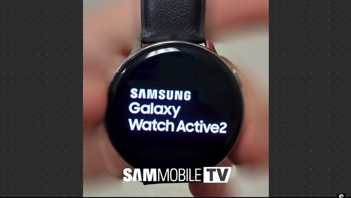 Samsung Galaxy Watch Active 2 beklenenden erken gelebilir