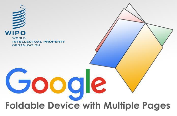 Google, 4 ekranlı ve kitap gibi katlanabilen akıllı telefon patenti aldı