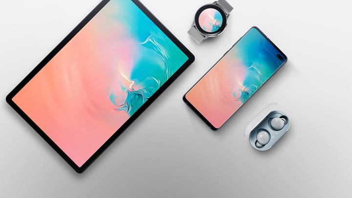 Yeni Samsung aksesuarlarının tasarımını siz yapın