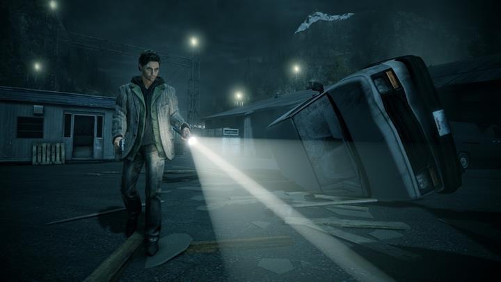 Alan Wake oyununa PlayStation 4 yolu göründü