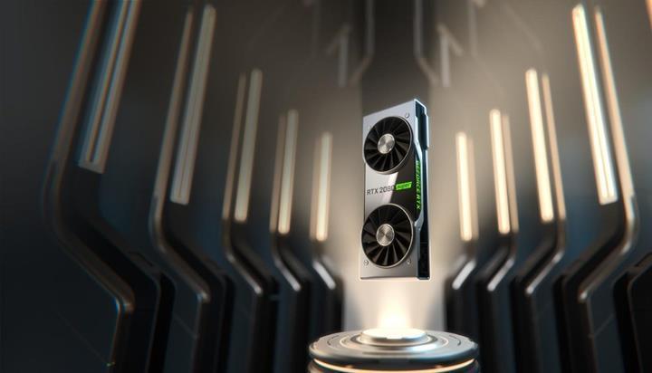 Nvidia GeForce RTX Super ekran kartları duyuruldu