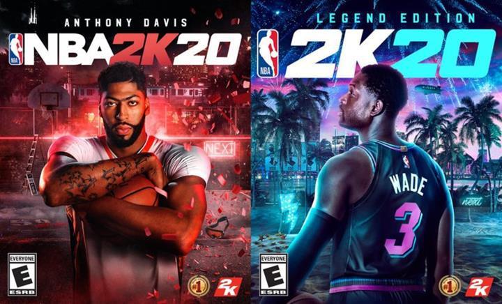 NBA 2K20'nin çıkış tarihi ve tanıtım videosu yayınlandı