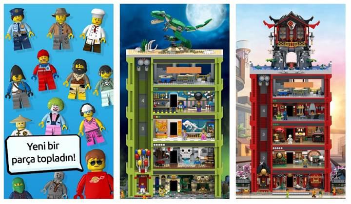 LEGO Tower oyunu beta sürecine başladı (İndirmeye sunuldu)