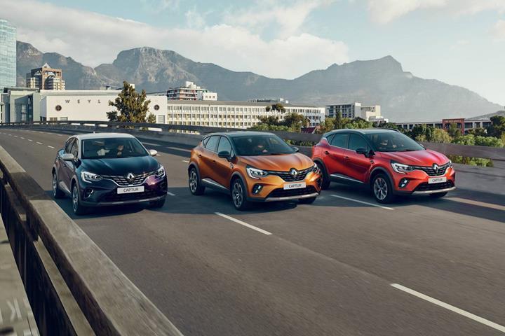 2019 Renault Captur tanıtıldı: İşte tasarımı ve özellikleri