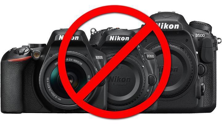 Nikon bazı DSLR makinelerinin yerini aynasız modellerle dolduracak