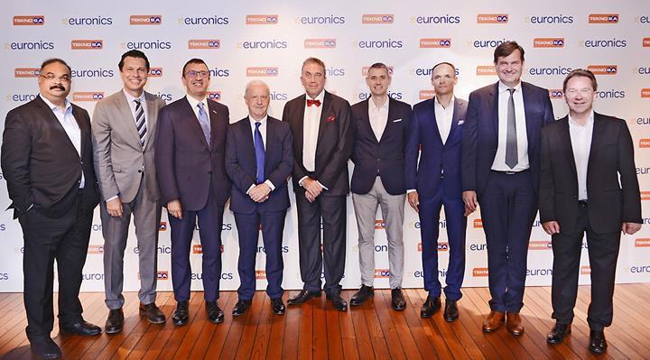 Euronics toplantısı bu yıl İstanbul'da yapıldı