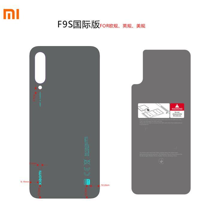 Mi CC9'un Android One sürümü Mi A3