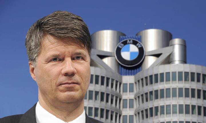 BMW CEO'su Harald Kruger gelecek yıl görevi bırakacağını açıkladı