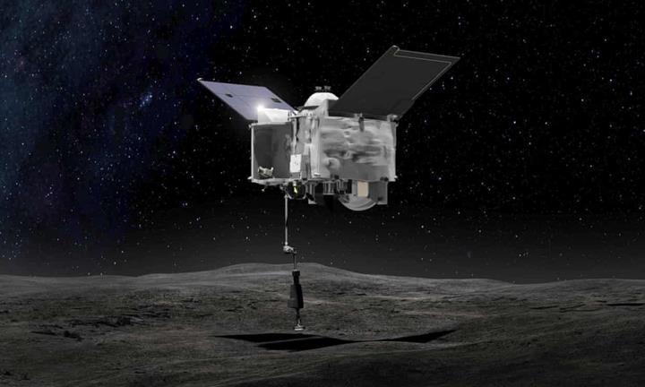 NASA'nın uzayda bulunan ve uzaya gönderilecek beş keşif uydusu